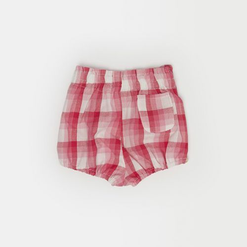 Pantalón Mateo Cuadro Rojo