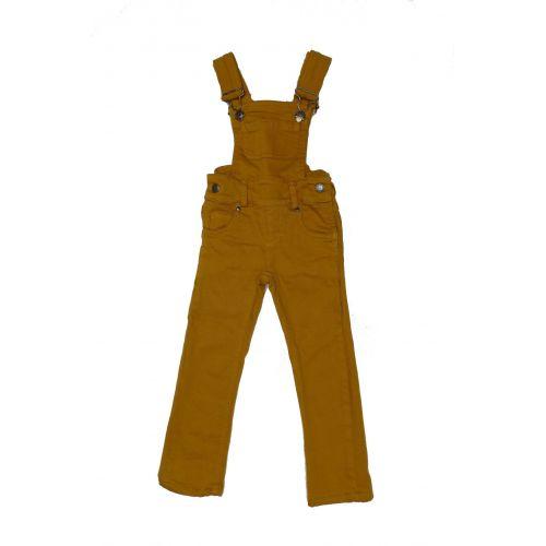 Peto jeans Mostaza