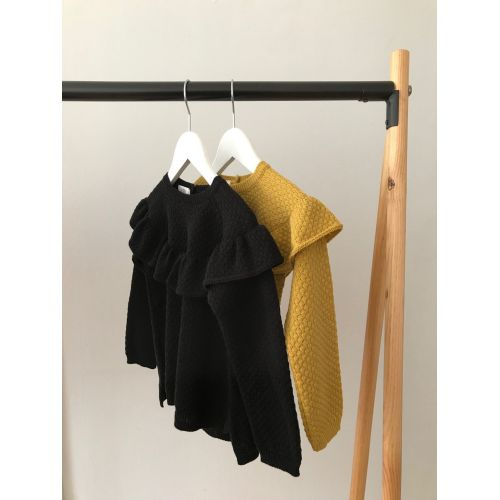 Jersey volante negro