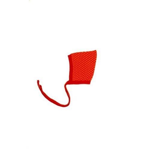 Gorrito gnomo eclectic Rojo/Fluor